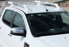 Багажник на крышу Voyager, серия MAXPORT White, к-кт